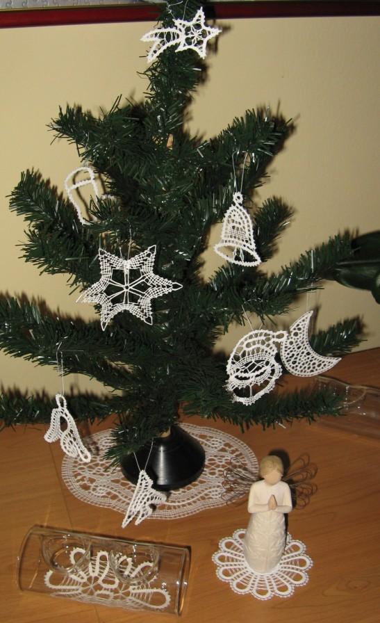 božično drevesce a