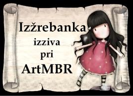 Izžrebanka izziva pri ArtMBR