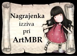 Zaključek izziva pri ArtMBR